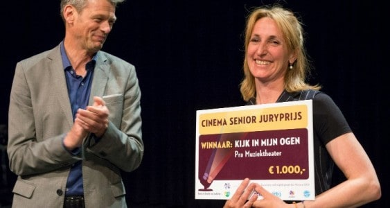 Cinema Senior winnaar