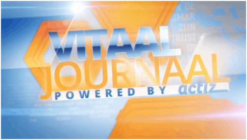 Logo Vitaal Journaal