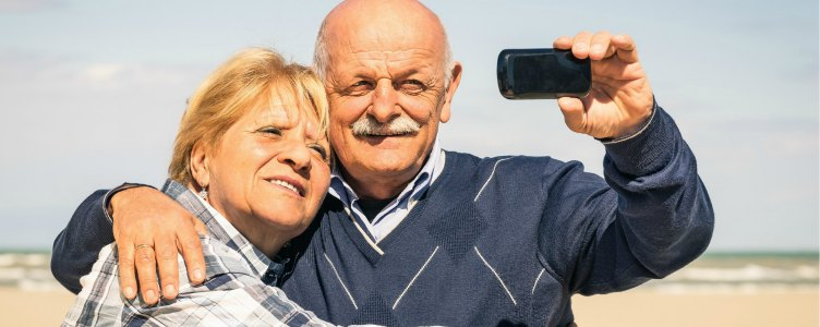 Met je smartphone een selfie nemen 752×300