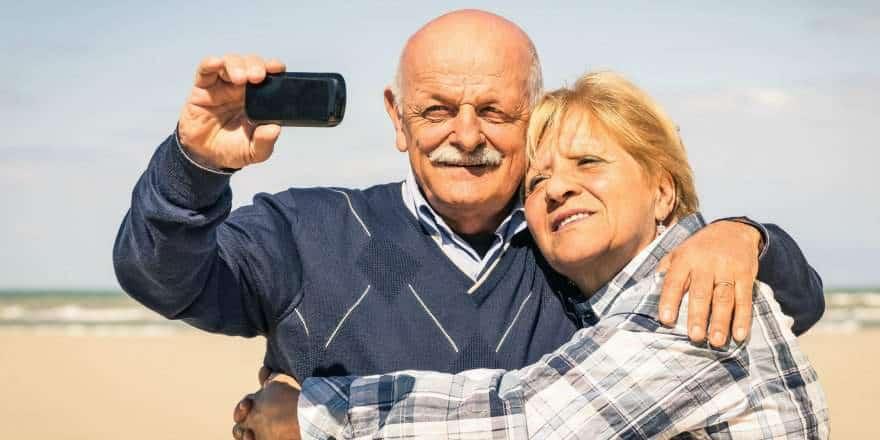 Met je smartphone een selfie nemen 880×440