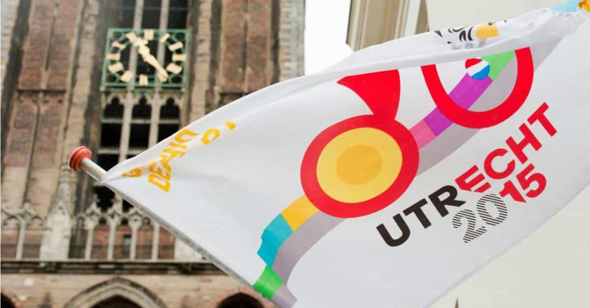 Ode aan de fiets in Utrecht 1200×628
