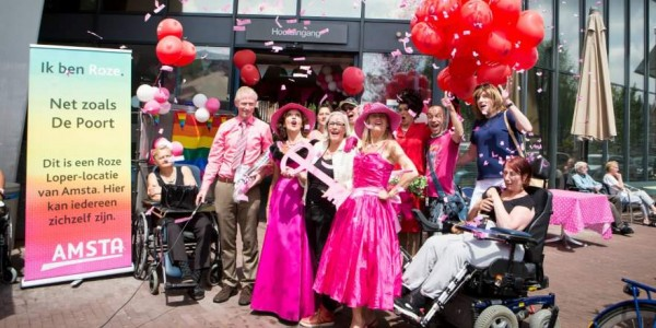 Amsterdam Gay Pride 2015 880x440