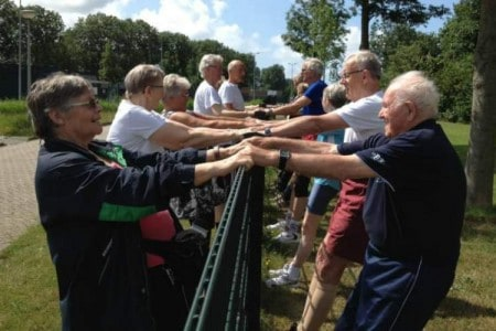 Bootcamp voor ouderen foto 2