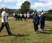 Bootcamp voor ouderen foto 3