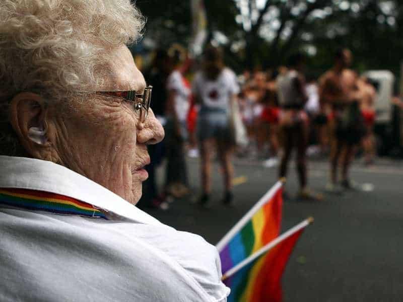 Homo ouderen in verzorgingshuizen Google plus