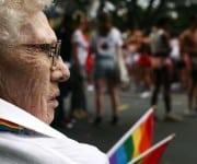 Homo ouderen in verzorgingshuizen