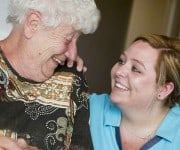 Lachen is gezond bij Verpleeghuis Oudshoorn