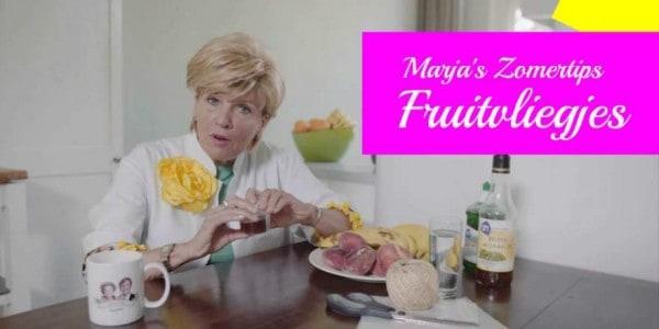 Marja's Zomertip tegen Fruitvliegjes 880x440