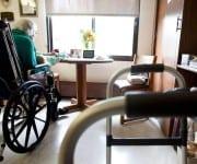 Pestende ouderen
