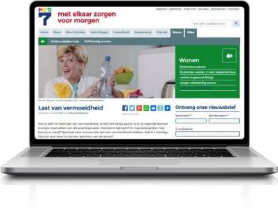 Advertorial voorbeeld met Marja Middeldorp