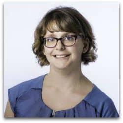 Anne Meerdink van de GGD