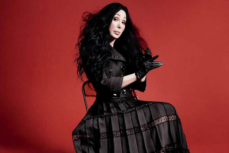 Cher voor Marc Jacobs
