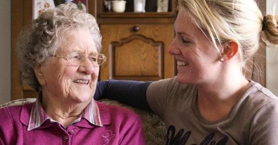 De buurt au pair voor ouderen
