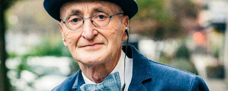 Günther Krabbenhöft is stijlvol als een hipster omslagfoto