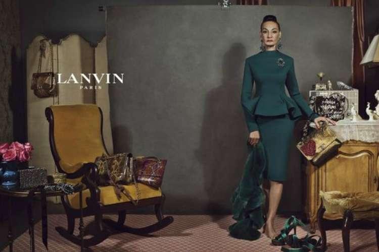 Grootmoeder Lanvin