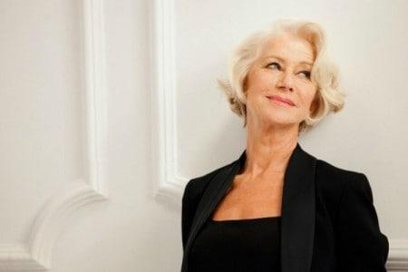 Helen Mirren voor L'Oreal