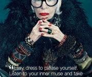 Iris Apfel quote 1