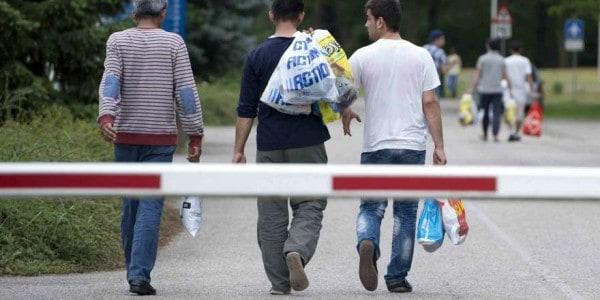 Vluchtelingen opvangen in Nederland