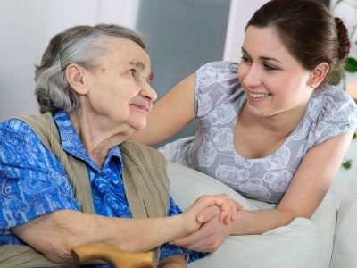 Zenvolle zorg voor ouderen