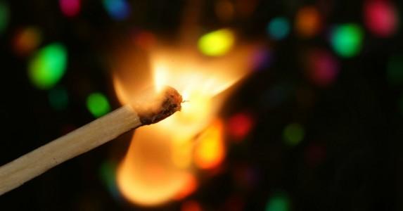 Brand bij ouderen