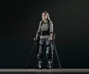 Een exoskelet om te lopen