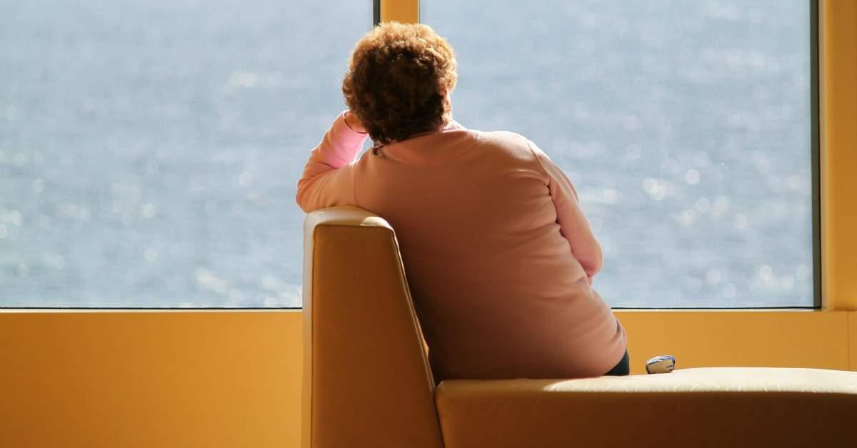 Eenzaam zijn volgens Yvonne Klinkert facebook