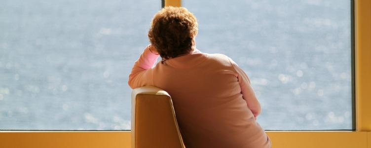 Eenzaam zijn volgens Yvonne Klinkert