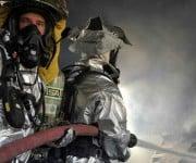 Slecht voorbereid op brand