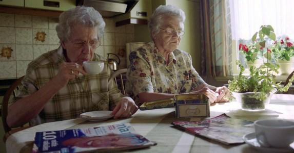 De tantes in beeld