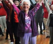 Hiphoppen als sport voor ouderen