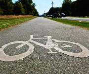 Digitaal fietsen in de natuur