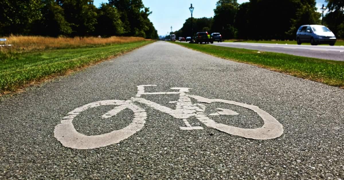Digitaal fietsen in de natuur facebook