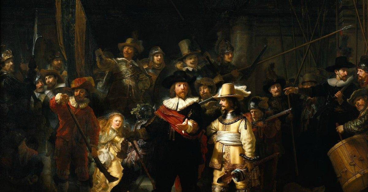 Rembrandt komt naar je toe!