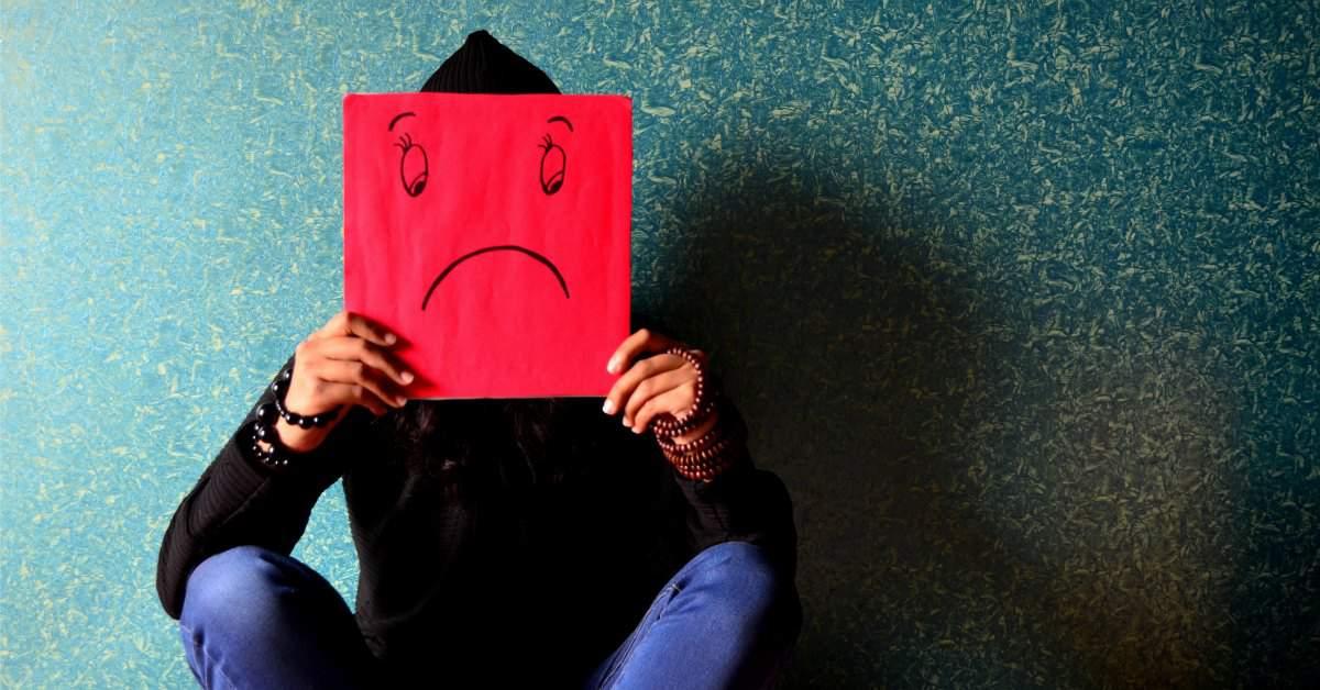 Een depressie is van alle tijden facebook