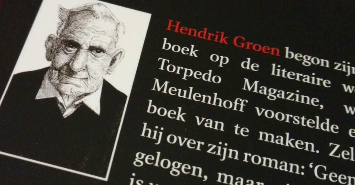 Hendrik Groen zolang er leven is facebook
