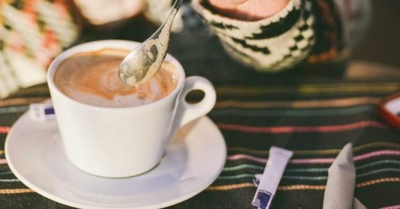 Koffie drinken met de Carista facebook