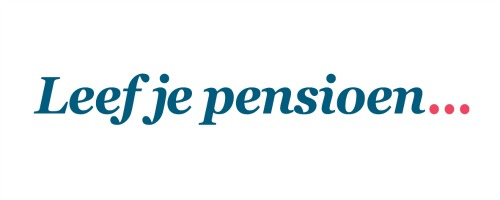 Leef je pensioen logo