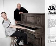 Sascha Schwedersky (23) en Jan Braakman (84)