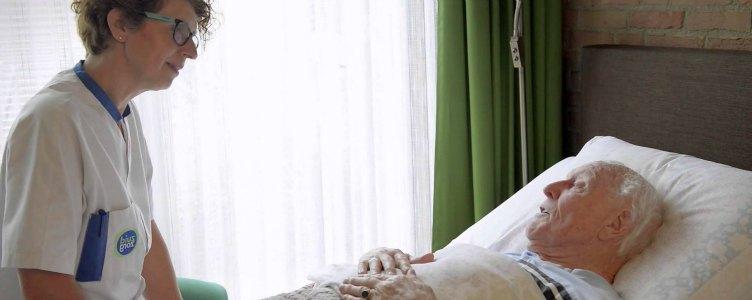 Verdriet met patiënten