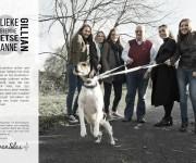 Honden uitlaatservice in Levensles