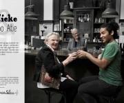 Mieke, Kobo en Atie in Levensles
