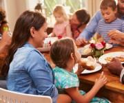 Eten delen met je buren