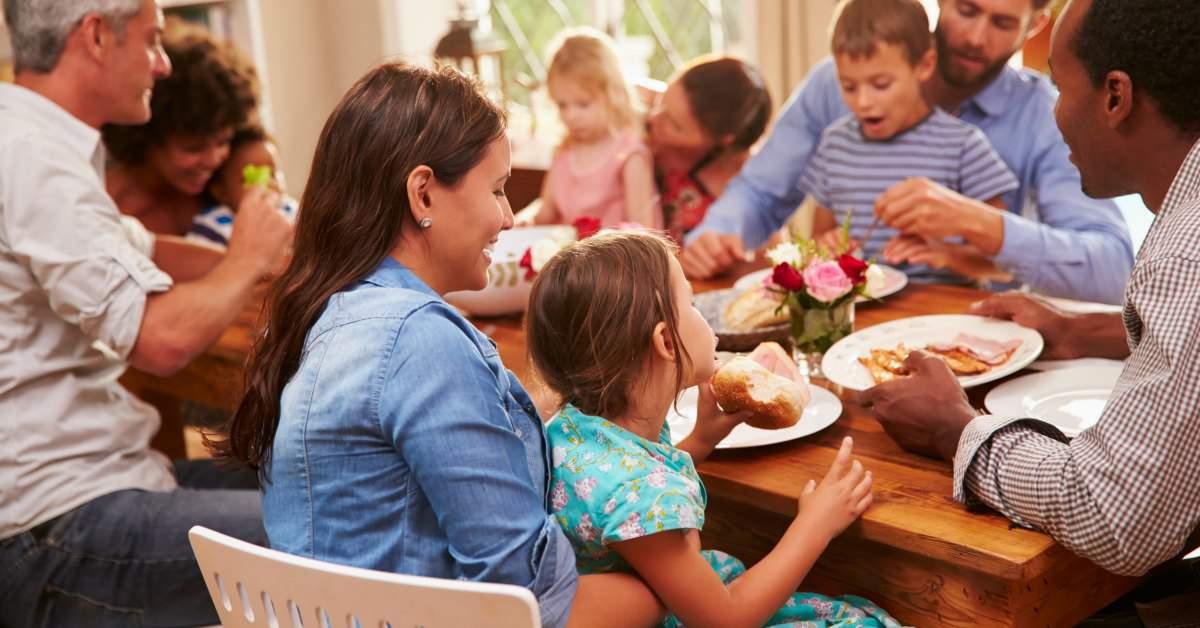 Eten delen met je buren facebook