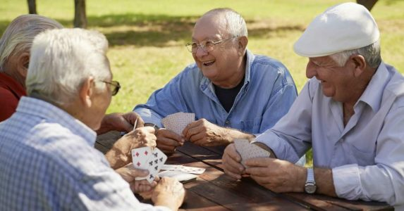Hangplek voor ouderen