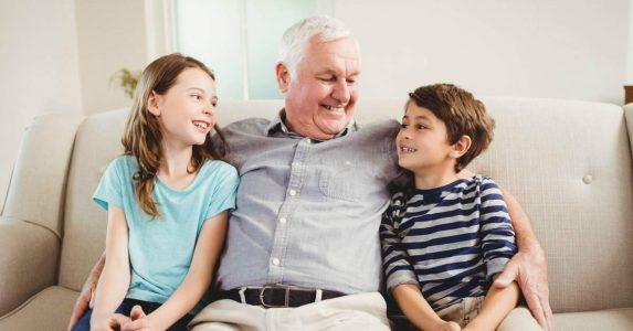 Sparen voor je kleinkinderen