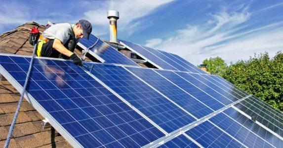 Help zorglocaties aan zonnepanelen