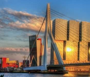 Op pad door het Rotterdam van vroeger