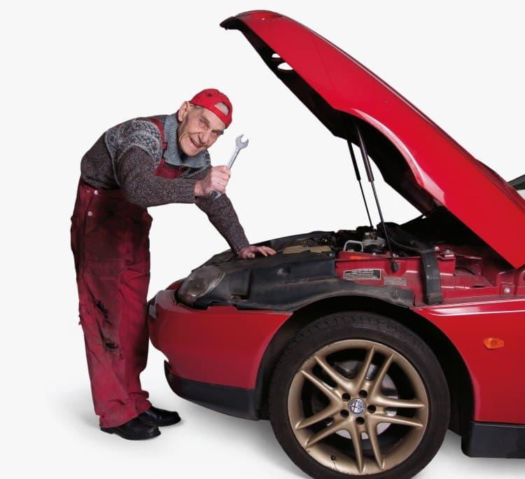 Een carrière als automonteur