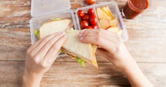 Lunchpauze bij ZuidZorg