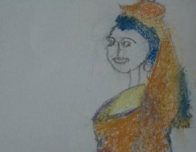 Het meisje met de parel